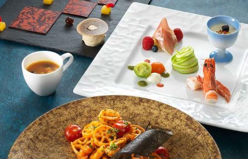 イタリアンレストラン『ベラゴスタ』~堂島川のほとりにたたずむ邸宅風レストラン~<br />